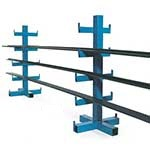 Picture of Freestanding Heavy Duty Bar Racks