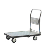 Picture of Galvanised Folding Platform Truck 300kg cap