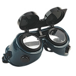 Picture of Gas Welding Goggles with Flip-up Lenses