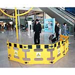 HandiGuard Safety Barrier Frames