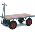 H/D Platform Truck, Flat Platform Only 1000kg Capacity