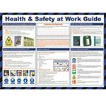 Picture of Health & Safety At Work Poster / Guide