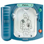 Picture of HeartStart HS1 Semi-automatic Defibrillator