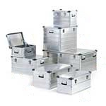 Picture of Bott Heavy Duty Aluminium Transit Containers