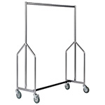 Picture of Heavy Duty Nesting Garment Rail