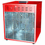 Heavy Duty Industrial 12kw Fan Heater