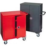 Picture of Heavy Duty Mobile Storage Trolleys