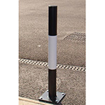 Picture of Heavy Duty Round Bollards and Security Posts
