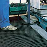 Picture of Heronair PVC Matting 10mm thick - per linear metre