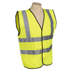 PPE High Visibility Vests in Packs of 10 with Fast UK Delivery