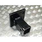 Hitch Mount for Magnum Salt Spreader