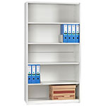 Picture of Ikon Closed Shelving with 6 Shelves