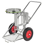 Picture of Janitorial Cleaner Trolley For Outdoor Use