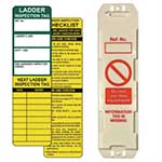Picture of Ladder Safety Tag Kits