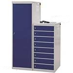 Picture of Laptop Charging Lockers 8 or 12 Compartments