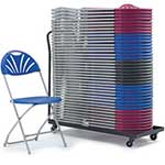 Picture of Lay Flat Storage Trolley for 40x 2000 Series Chairs
