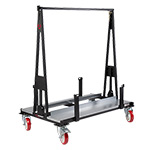 Picture of Armorgard LoadAll Mobile Plasterboard Trolley - 1000kg Capacity