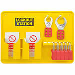 Picture of Lockout Stations