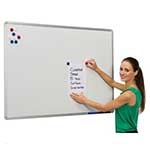 Magnetic Coated Steel Whiteboards