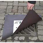 Picture of Magnetic Spill Control Drain Cover