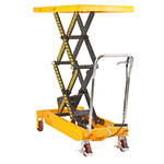 Picture of Manual Hydraulic Mobile Lifting Tables