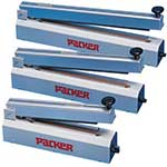 Manual impulse Sealer / Cutter