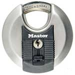 Picture of Master Lock Stainless Steel Discus Padlocks