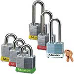 Picture of Master Lock Steel Body Padlocks with 40mm body