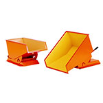 Picture of Mini Tipping Skips in 3 Sizes