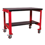 Picture of Mobile 2-Level Workbench