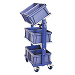Picture of Mobile Adjustable Picking Trolley
