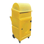 Picture of Mobile Poly Maintenance Cabinets