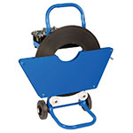 Picture of Mobile Ribbon Wound Dispenser Trolley