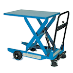 Picture of Mobile Scissor Lift Table 500kg Capacity
