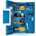 Picture of Morstor H/D Welded High Security Cupboard