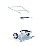 Picture of Oxygen Cylinder Trolley
