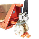 Picture of Pallet Truck Wheel Chock