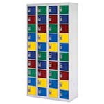 Picture of Personal Effects Storage Lockers 20 to 40 compartments