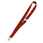 Picture of Plain Lanyard Card Holder with Safety Release