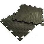Plastex Chex Checker Plate Tile Flooring