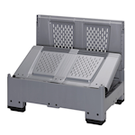 Picture of Collapsible Plastic Pallet Boxes