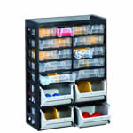 Picture of Plastic Multi-Drawer Small Parts Storage