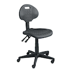 Picture of Polyurethane Ergonomic Industrial Operator Chair