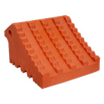 Picture of Single Polyurethane Wheel Chock 1.5kg