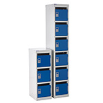 Picture of Multi-user Post Box Lockers Industrial High Capacity 40mm slot