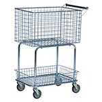 Picture of Post/Mailroom Trolley 100kg capacity