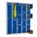 Picture of P.P.E Lockers