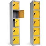 Picture of Probe Five door Lockers