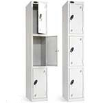 Picture of Probe Three door Lockers