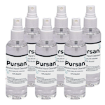 Picture of Alcohol Based Hand Cleanser 100ml Spray Bottles (pack of 6)